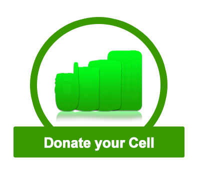 Donate your Cell Icon cell phone repair Home Donate your Cell Icon